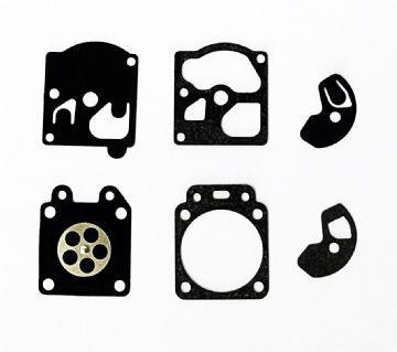 Husqvarna 16H Hedge Trimmer Carburettor Diaphragm & Gasket Set Kit Part 501 88 34-01